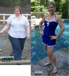 Weightloss July 2013