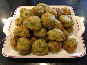 Sausage Puffs #grainfree #glutenfree via https://thereisnosecrettofit.wordpress.com/