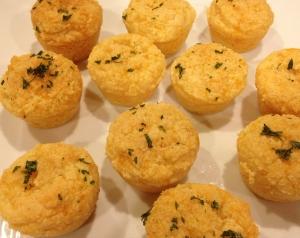 Cheddar Biscuits (Grain-Free/Gluten-Free)
